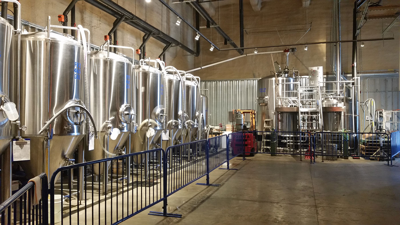 Welcome To The Brew Room